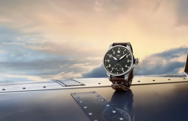 IWC debuts its largest watch, the Big Pilot's Heritage 55