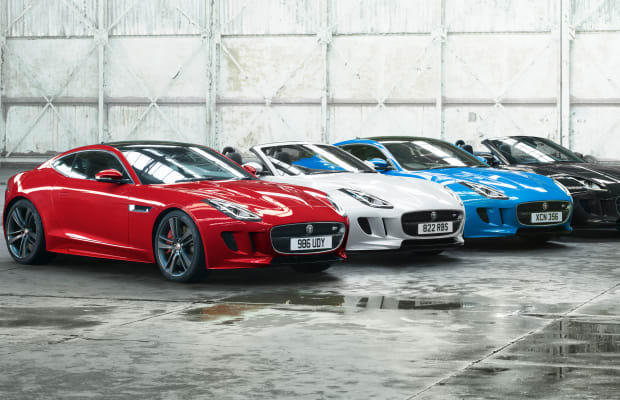 Jaguar celebrates the F-Type with a new British Design Edition