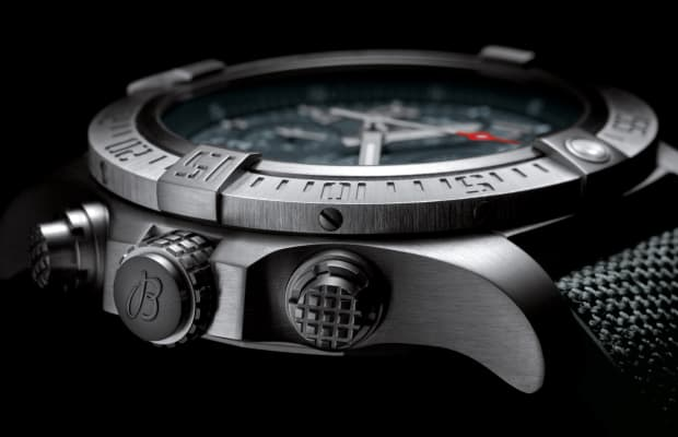 Breitling engages stealth mode with the Avenger Bandit