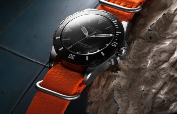Filson unveils its Dutch Harbor watch collection