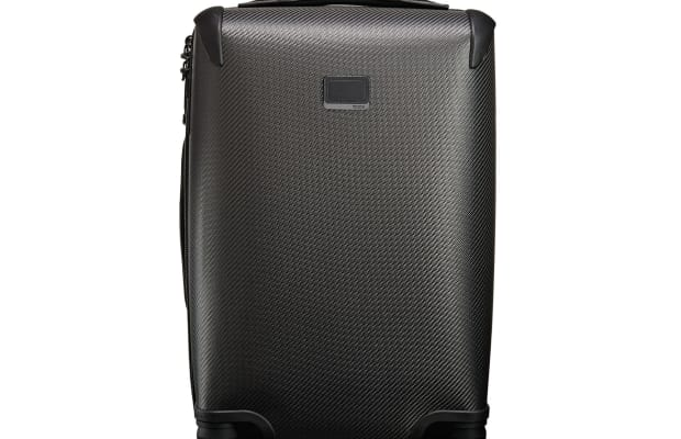 Tumi's Carbon Fiber Carry-on is built to take on the world