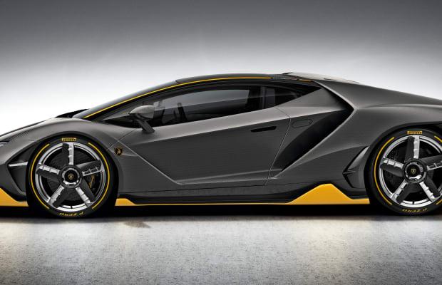 Lamborghini celebrates the 100th birthday of its founder with the Centenario