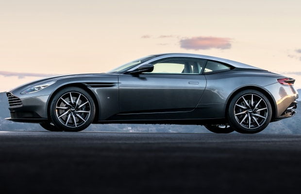 Aston Martin opens the next chapter of the brand with the launch of the DB11
