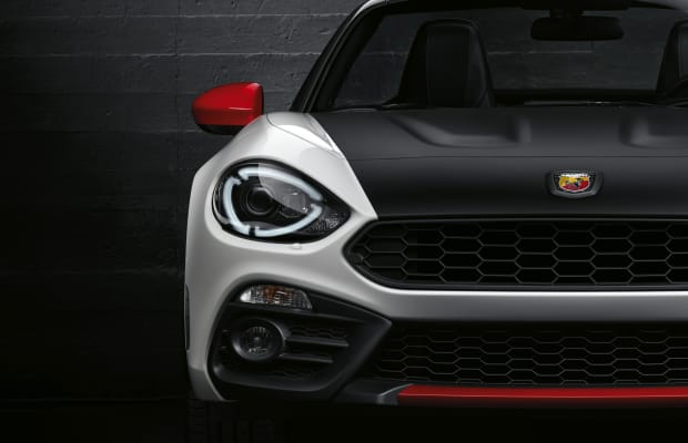 Abarth gets its hands on the new 124 Spider
