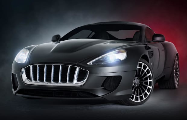 Kahn Design says goodbye to the DB9 with the Vengeance