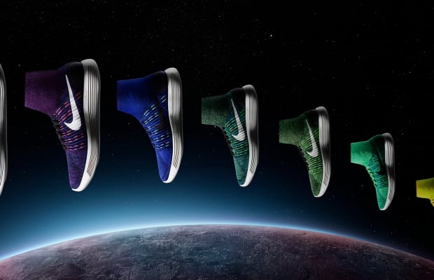 Nike releases its next-generation running shoe, the LunarEpic Flyknit