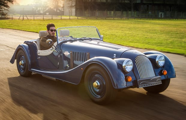 Morgan marks the 80th anniversary of the 4/4 with a special edition