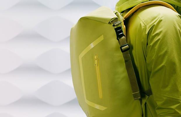 Descente Allterrain and Porter team up on a waterproof rucksack and messenger bag