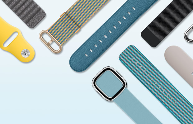 Apple announces new watch bands and a lower price point