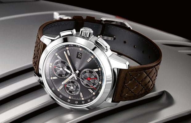 IWC takes it back to the days of classic motorsport with a limited edition Ingenieur