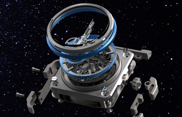 Bell & Ross goes intergalactic with their BR-X1 HyperStellar