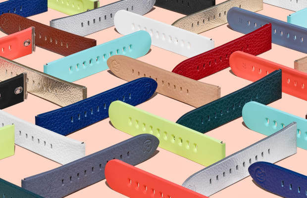 Google's new Mode Watch Straps makes swapping out bands easier than ever