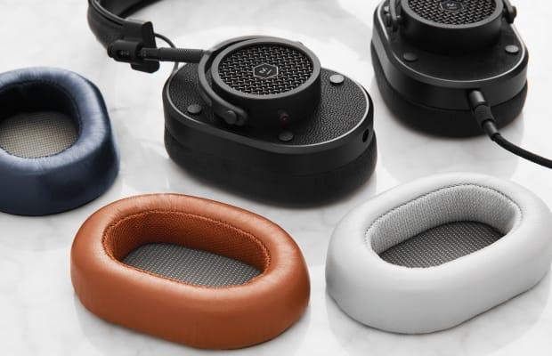 Master & Dynamic gives its headphones a whole new wardrobe