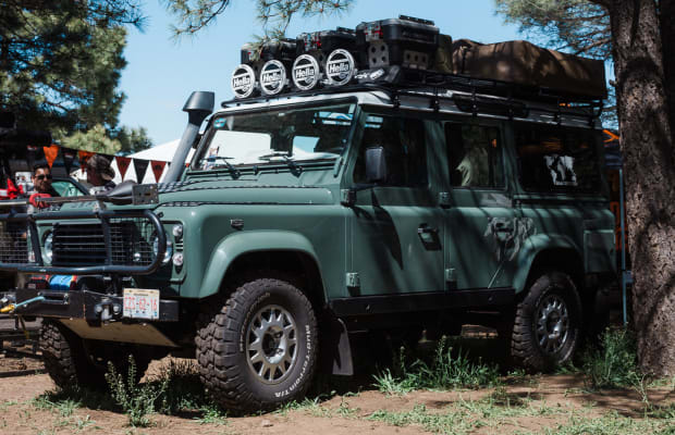 The New Nomad | Exploring a life of adventure at this year's Overland Expo