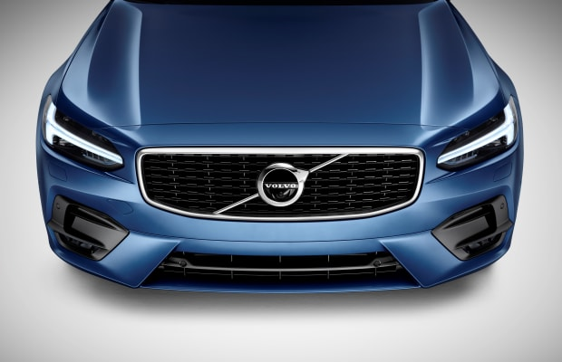 Volvo give its flagships a sporty new face with the S90 and V90 R-Design