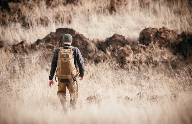 Prometheus Design Werx's SHADO Pack puts tactical-grade functionality into a rugged outdoor pack
