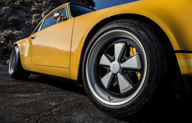 Singer's Aurora Car will have you questioning your distaste for yellow