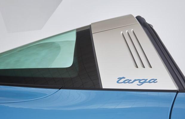 Porsche's latest limited edition Targa recalls a classic colorway