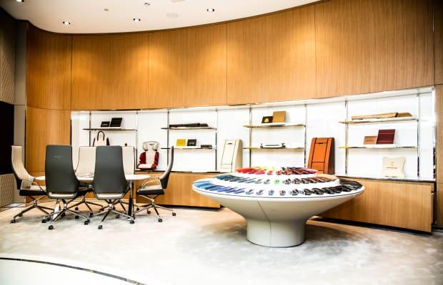 Bentley opens its largest showroom in Dubai