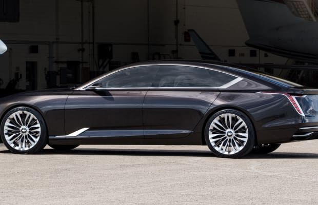 Cadillac unveils the next chapter in their design evolution with the Escala Concept