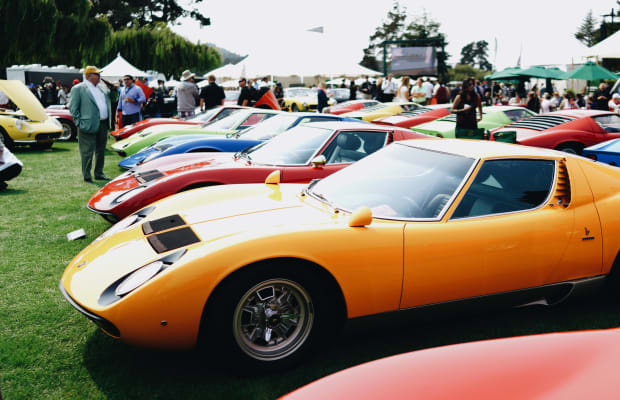 Highlights from 2016's Monterey Car Week | The Quail Motorsports Gathering