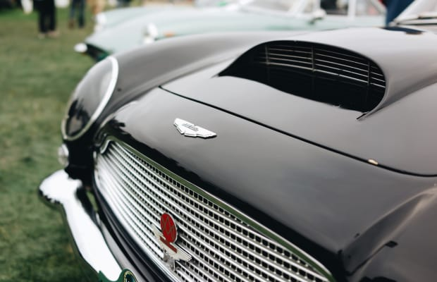 Highlights from 2016's Monterey Car Week | The Concours d'Elegance