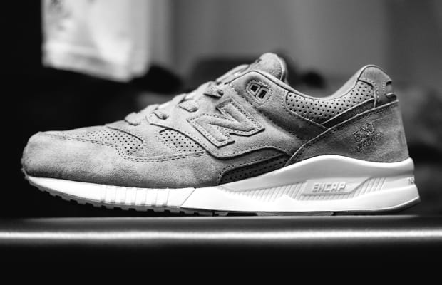 Reigning Champ and New Balance unveil their stylish Gym Pack