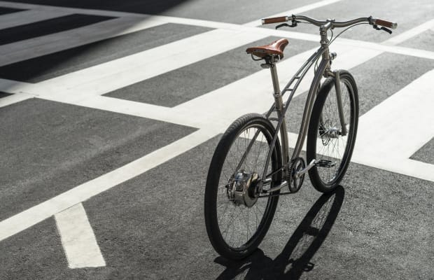 Budnitz Bicycles' latest model is the lightest e-bike in the world