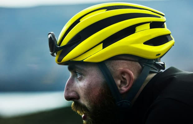 Rapha teams up with Giro for its first helmet