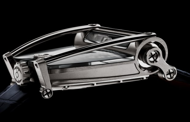 MB&F pays tribute to the Can-Am racing series with its HM8