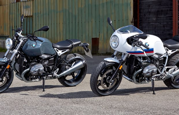 BMW goes back to basics with their new R nineT models