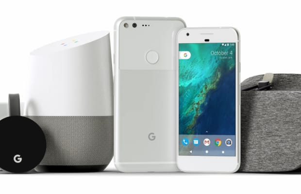 """Google announces an onslaught of product at their """"Made by Google"""" event"""