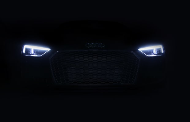 Audi brings its laser-equipped headlamps to the US