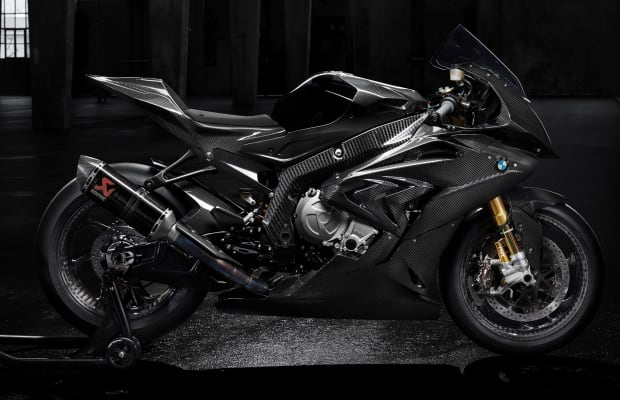 BMW announces its most exclusive motorcycle ever
