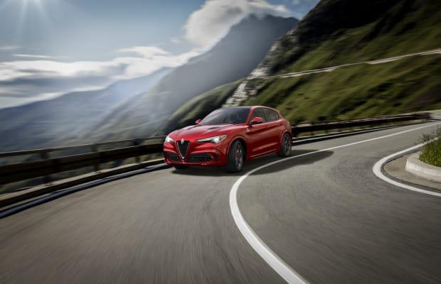 Alfa Romeo debuts its first SUV