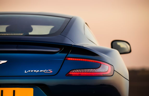 Aston Martin updates its Super GT, the Vanquish S