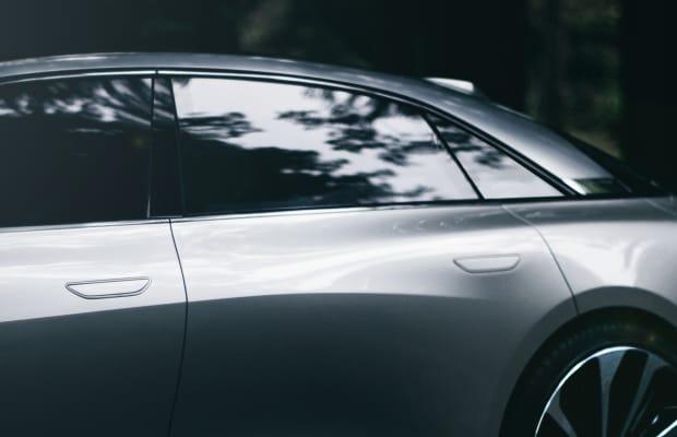 Lucid Motors debuts its new luxury sedan into the electric car market