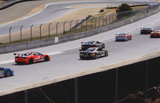 The Ferrari Challenge is a high-performance love letter to Maranello's most prized creation