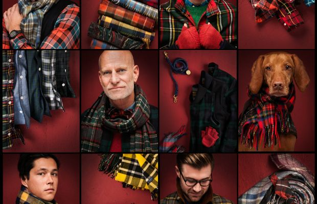Unionmade's Tartan Collection