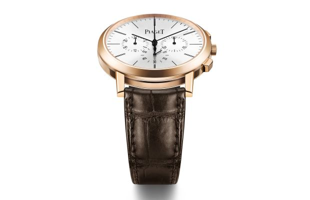 The Ultra-Thin Piaget Altiplano Chronograph