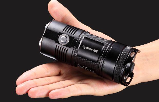 Blinding Light: The Nitecore TM06