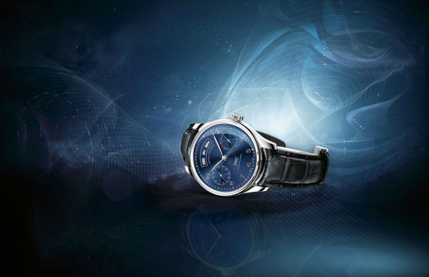 IWC celebrates 75 years of the Portugieser with a new Annual Calendar