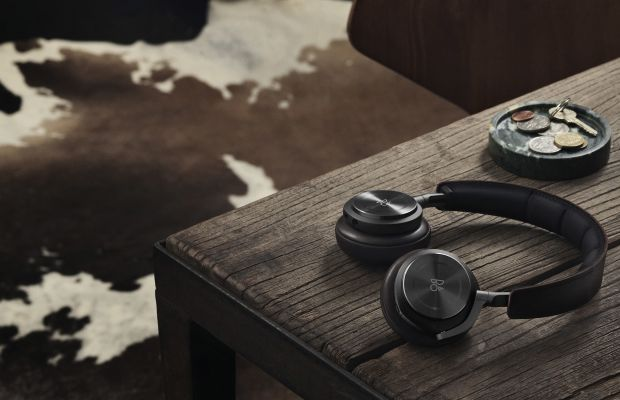 Bang & Olufsen's first wireless and noise canceling headphone, the BeoPlay H8