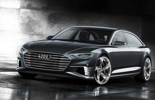 The Audi Avant Prologue Show Car