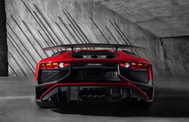 The Return of the SV, Lamborghini unveils the Aventador Superveloce