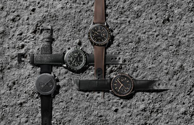 "Omega's ""Dark Side of the Moon"" Collection"