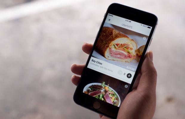 Uber introduces UberEATS