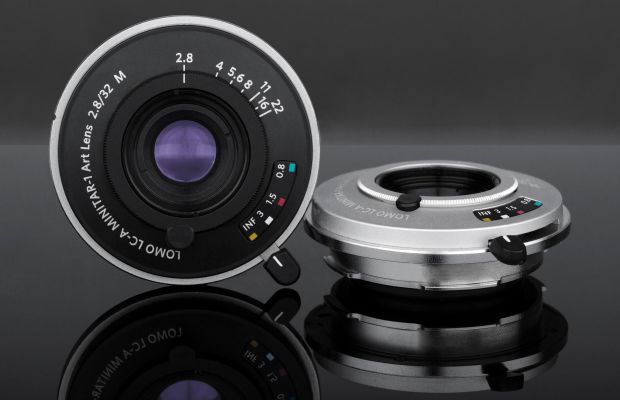 Lomo LC-A MINITAR-1 Art Lens