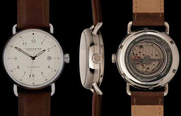 Born in Brooklyn: Carpenter Watches