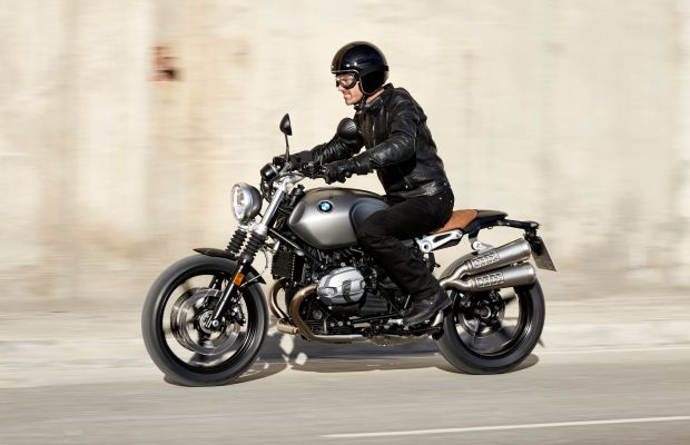 BMW answers the competition with its own R nineT Scrambler